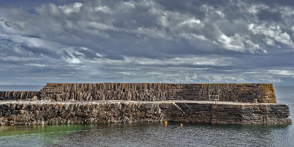 Latheronwheel Harbour