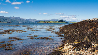 Port Appin and Loch Linnhe