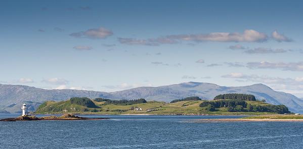 Shuna Island, Loch Linnhe