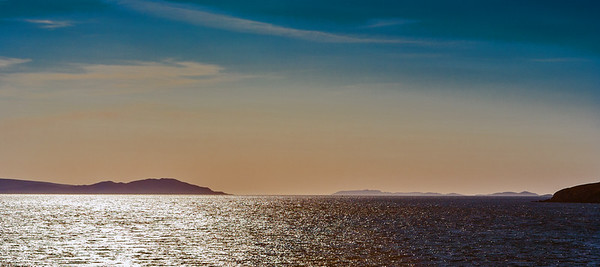 The Summer Isles from Ardmair Beach