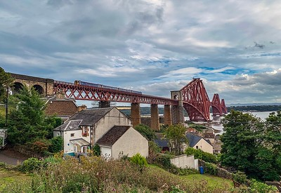 158715 158732 North Queensferry