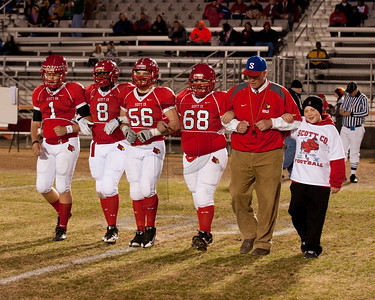 Photo #1058293 Gallery #38808 School #23383 Scott County vsLafayette in the 6A Region Championship