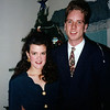 1993, Scott & Jill, Phantom of the Opera Date, San Francisco