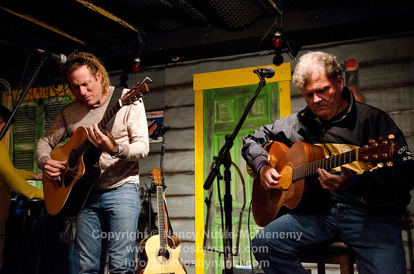 Scott Kirby and Peter Mayer Pre-Show