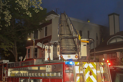 2 Alarm Structure Fire - 6 Woodward Park St Boston - 05/30/18