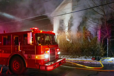 2nd Alarm Structure Fire - 14 Highland Ave Fitchburg Ma - 01/05/20