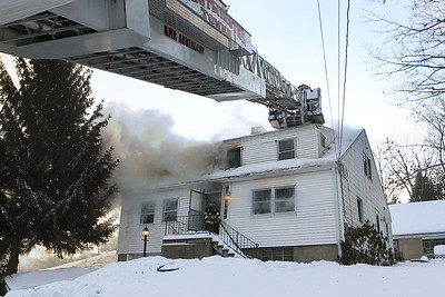 3 Alarm Structure Fire - 2 Old Town Country Rd Westminster Ma  01/05/18