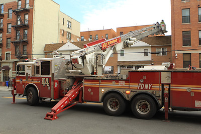 FDNY Drilling - Tower Ladder 44 - 01/12/19