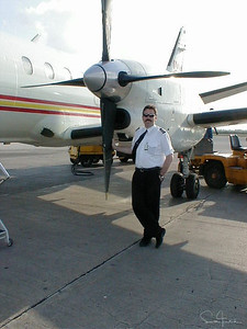 Saab 340, First Officer