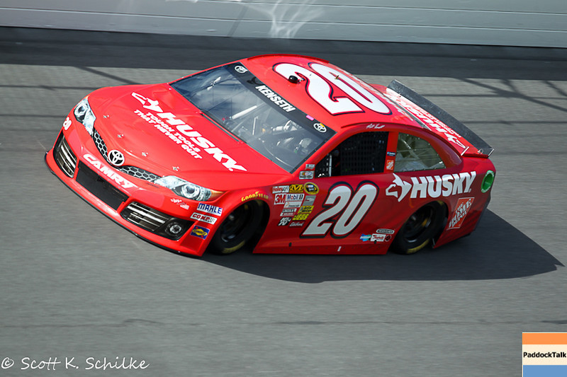 Matt Kenseth is our pick to win the NASCAR Sprint Cup race at Daytona this evening.