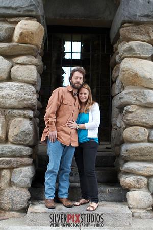 Scott and Nadine