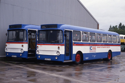 SBG Engineering AGM670L_AGM674L Larbert Road Depot Aug 87