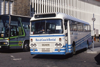 Bus and Coach Rental Dennistoun OSJ617R IBS Sep 89