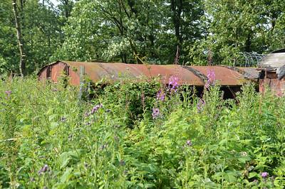 Bxxxxxx Non Vent Gunpowder Van at Strathore Road, B922, Cluny, Kirkaldy  17/07/15.