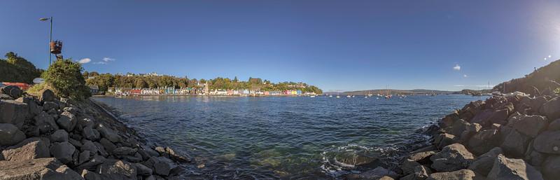 Tobermory Harbour Panorama