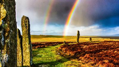 Ring of Brogar Orkney