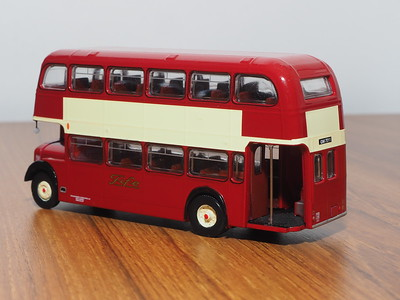 B-T Models B104B Alexander Fife Bristol Lodekka LD6G route 25 Garage