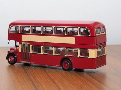 Britbus LLA-04 Central Albion Lowlander Alexander