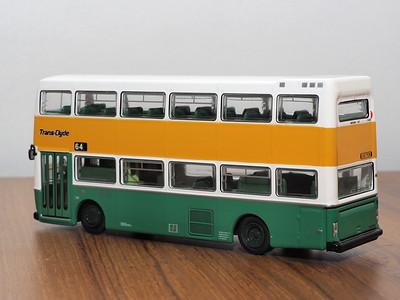 Britbus N6102-B GG PTE Scania Metropolitan route 64 to Auchenshuggle