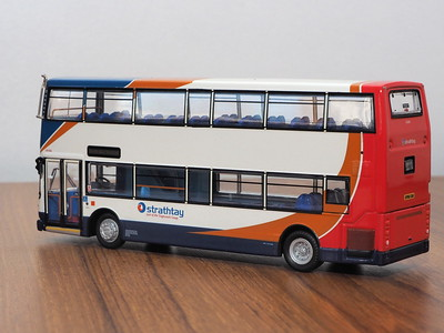 CMNL UKBUS0017 Stagecoach Strathtay Dennis Trident ALX400 SVBM 2007 commissioned