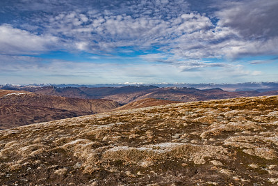 Towards Rannoch Moor and Glencoe