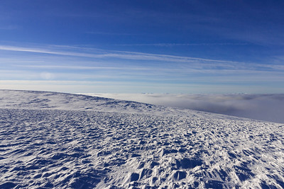 Ice Encrusted Plateau