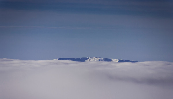 Mountain Top Inversion