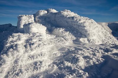 Summit Rime Ice