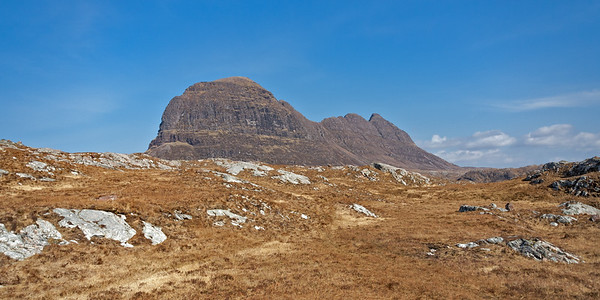 Suilven from the south