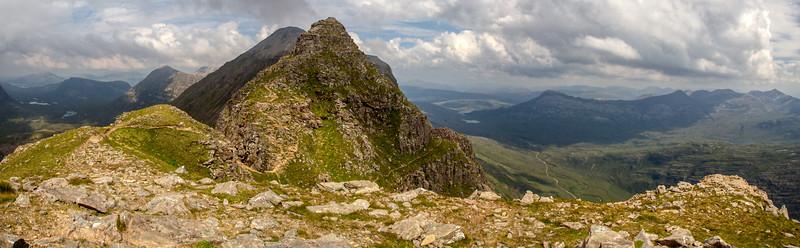 Liathach Ridge