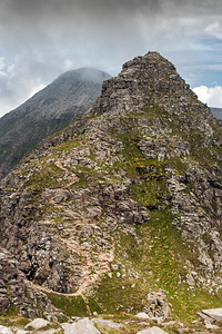 Liathach Pinnacles