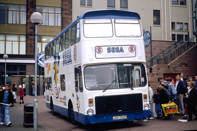 Sega Computers JOV750P St Enoch Square Glasgow Dec 91
