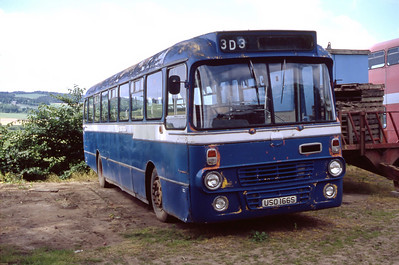 Toft Hill Farm Glencarse USO166S Toft Hill Farm Jun 95