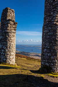 Fyrish Monument and the view over the Cromarty Firth