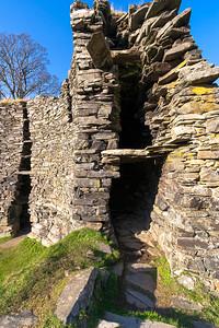 Dun Troddan Broch, Glenelg
