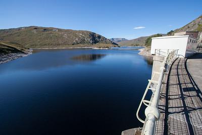 Loch Monar Dam