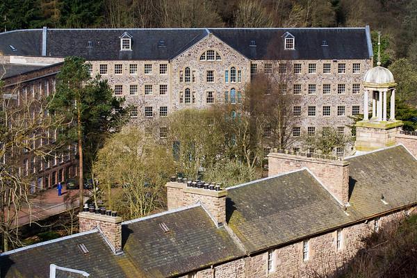 New Lanark Mills