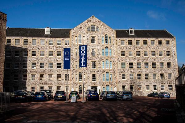 New Lanark Mills Hotel