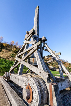 Trebuchet - Urquhart Castle