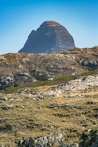 Suilven from Achmelvich
