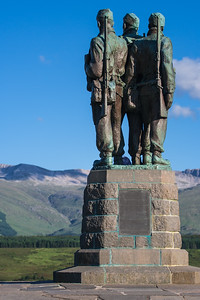 Commando Monument, Spean Bridge