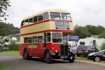 Preserved BDJ67 Lathalmond 1 Aug 11