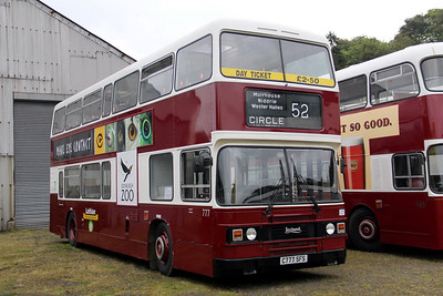 Preserved C777SFS Lathalmond Aug 11