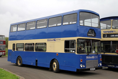 Preserved B105PKS Lathalmond Aug 11