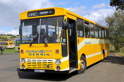 Preserved A506FSS Lathalmond 4 Aug 11
