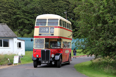 Preserved BDJ67 Lathalmond 2 Aug 11