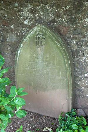 Eyemouth, Old Churchyard