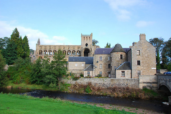 Jedburgh Abbey, Berwickshire