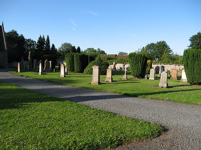 Dirleton Kirk, East Lothian