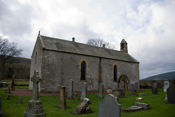 Lamington Kirk, Lanarkshire